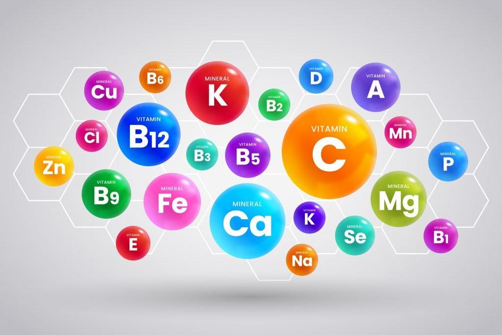 guia basica minerales y vitaminas