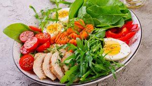 Alimentos cetogénicos